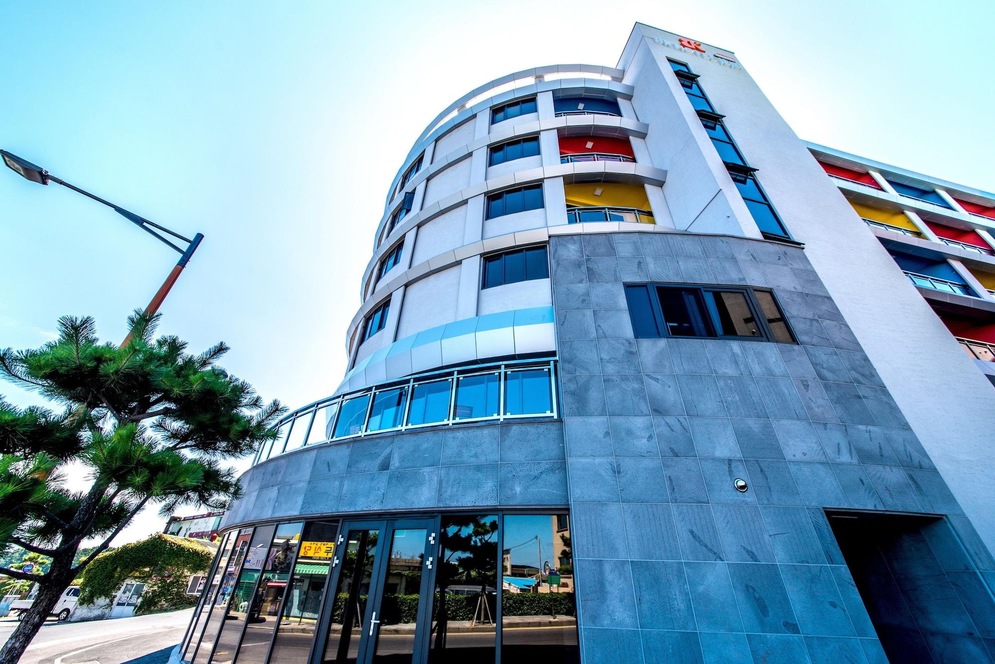 BK HOTEL JEJU, Seogwipo