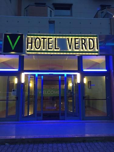 . Hotel Verdi