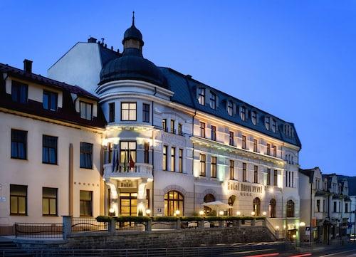. Hotel Dubna Skala