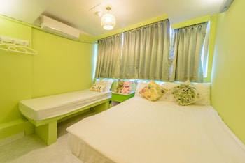 Triple Room (1 Double Bed, 1 Single Bed)