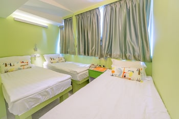 Triple Room, 3 Twin Beds
