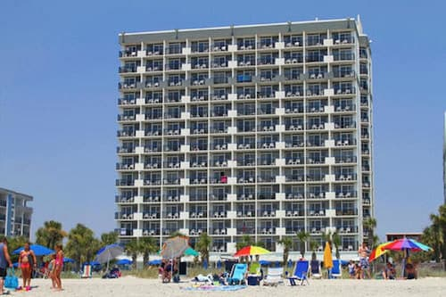 Boardwalk Beach Resort by Elliott Beach Rentals, Horry