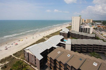 Units at Avista Resort by Elliott Beach Rentals - View from Hotel  - #0
