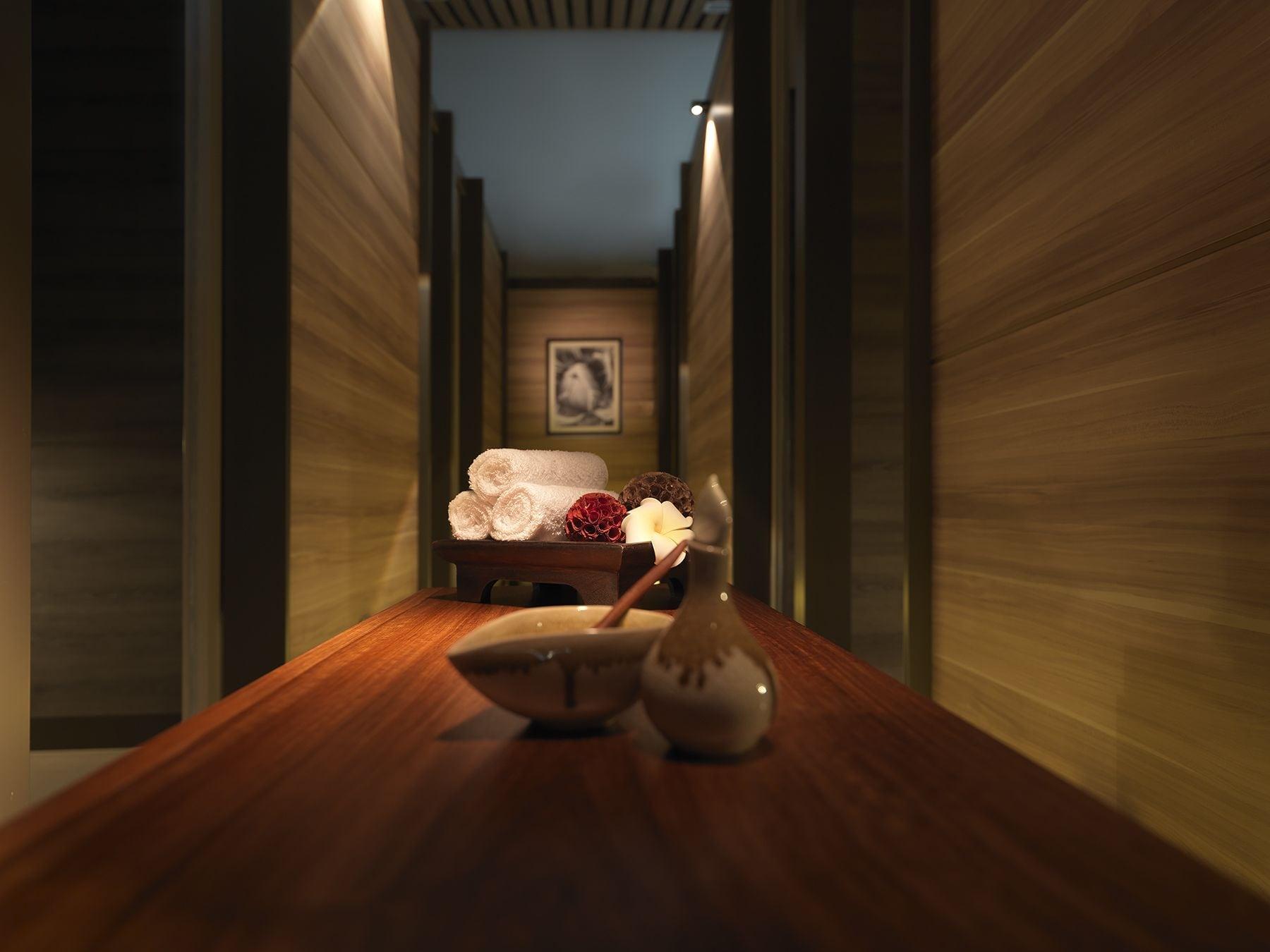 Plaza Premium Lounge KLIA - Wellness Spa, Kuala Lumpur