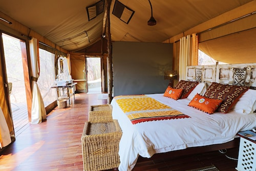 Changa Safari Camp, Kariba