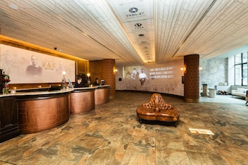 The Shankly Hotel - Interior Entrance  - #0