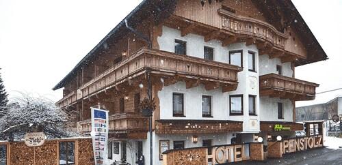 Hotel Alpenstolz, Innsbruck Land