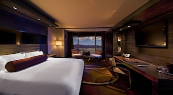 Guestroom at The M Resort Spa Casino in Henderson