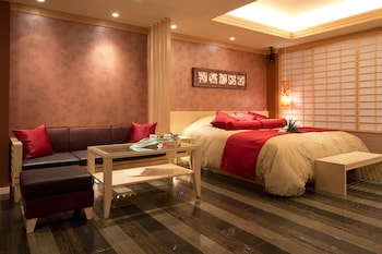 HOTEL AND SPA LOTUS MODERN – ADULTS ONLY Room