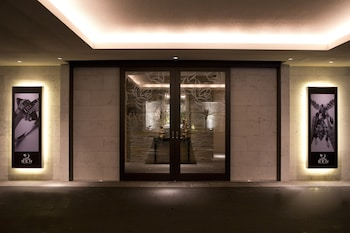 HOTEL AND SPA LOTUS MODERN – ADULTS ONLY Property Entrance