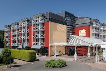 施塔特基公園飯店 Hotel am Park Stadtkyll