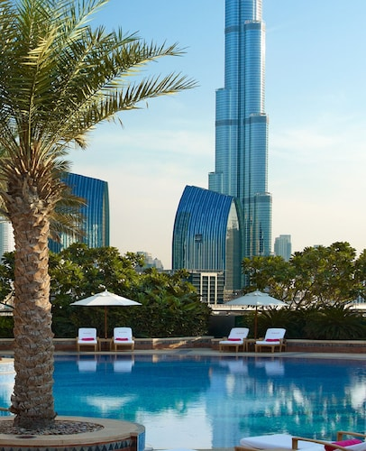 Dubaj - Shangri-La Residences and Apartments - z Warszawy, 29 marca 2021, 3 noce