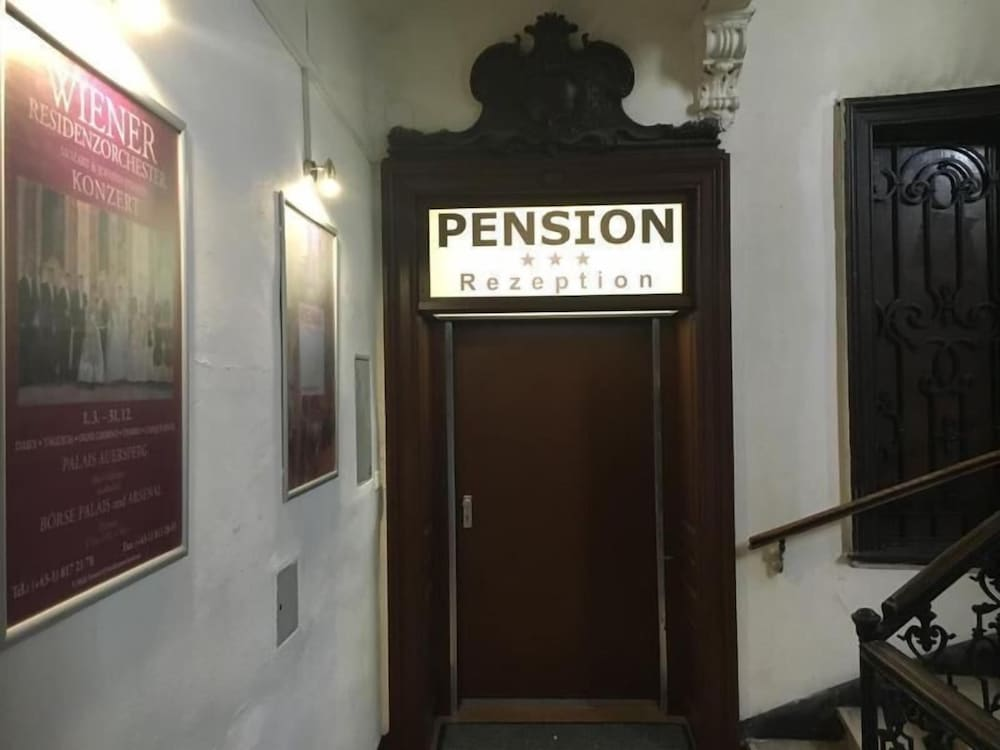 Pension Ani - Fallstaff
