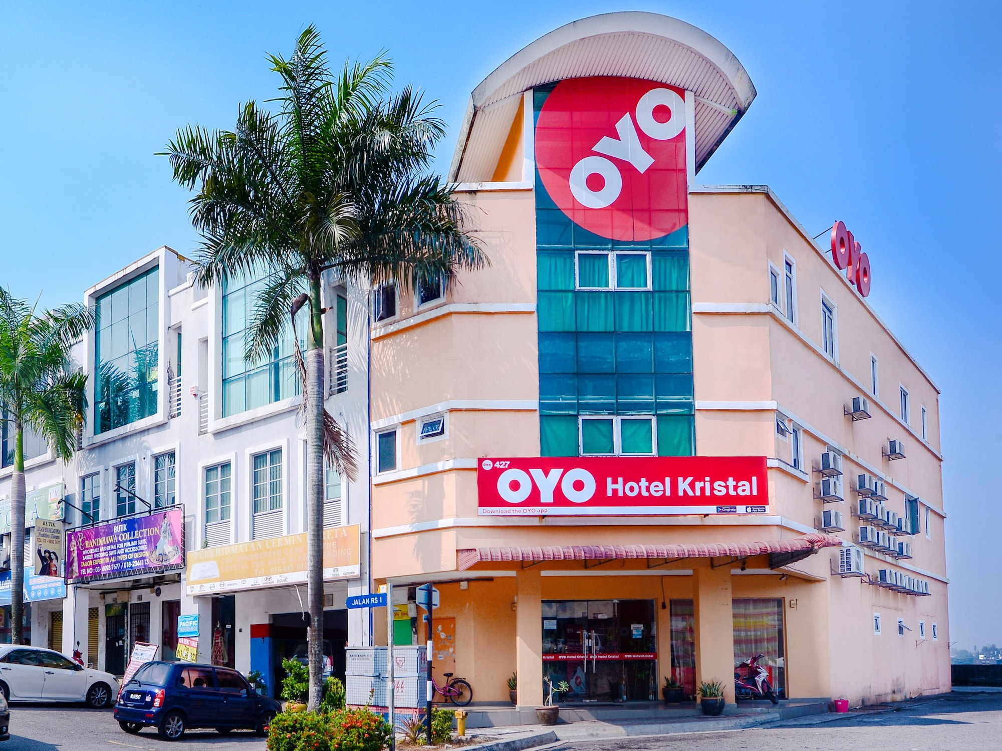 OYO 427 Hotel Kristal, Kuala Lumpur