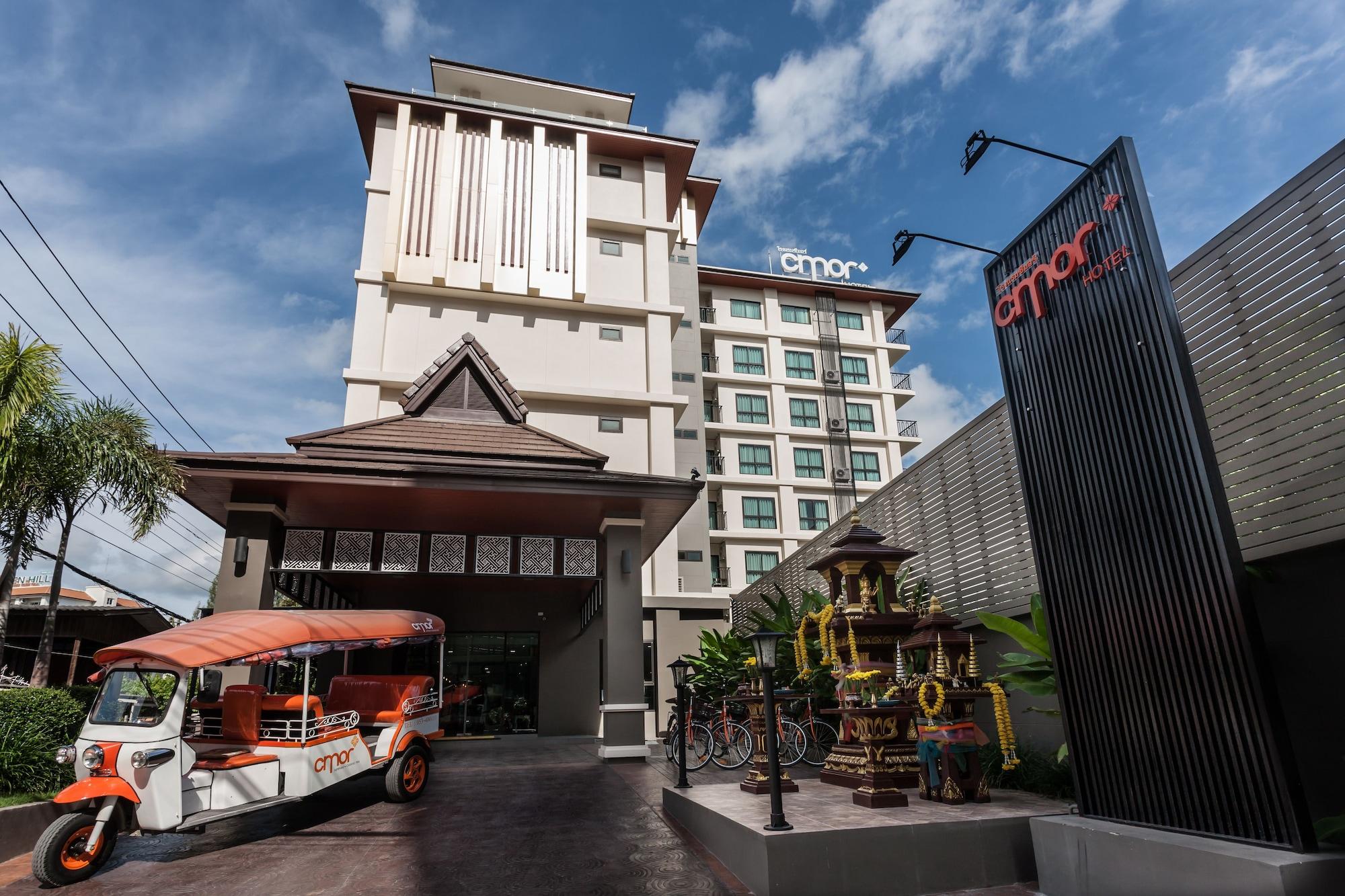 Cmor Hotel Chiang Mai by Andacura, Muang Chiang Mai