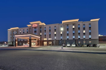Hotel - Hampton Inn & Suites Albuquerque Airport