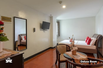 Haeinsa Condotel Quezon City Room