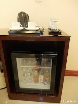 Central Park Tower Resort Angeles Mini-Refrigerator