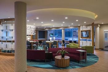 威斯康辛德爾斯春丘套房飯店 SpringHill Suites Wisconsin Dells