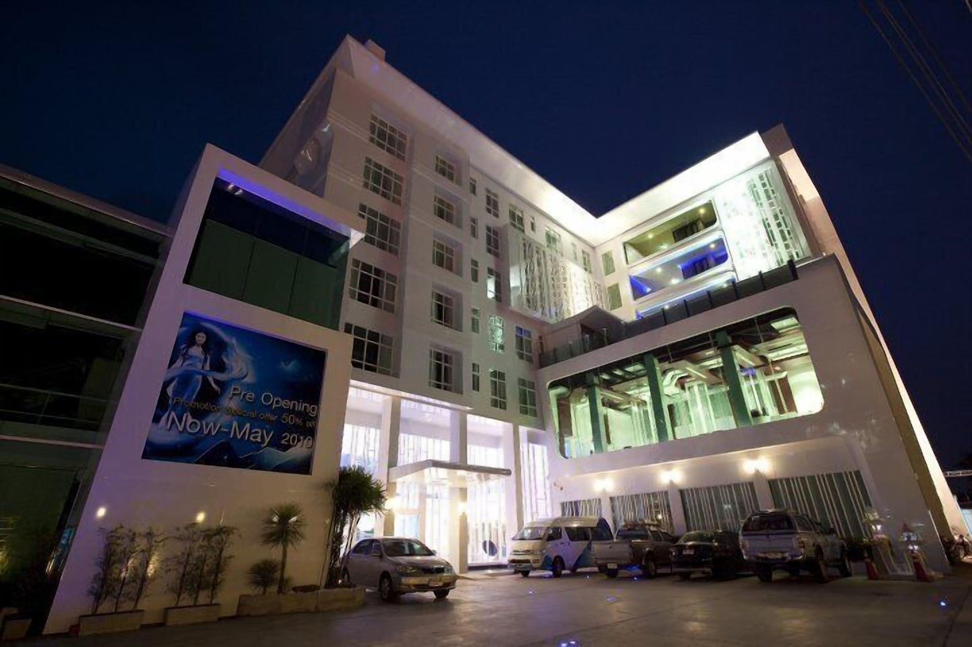 Glacier Hotel by Infinity Hotels and Resorts, Muang Khon Kaen