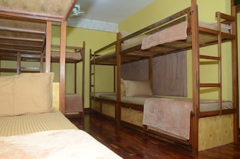Economy Quadruple Room, 1 Bedroom, Non Smoking, City View