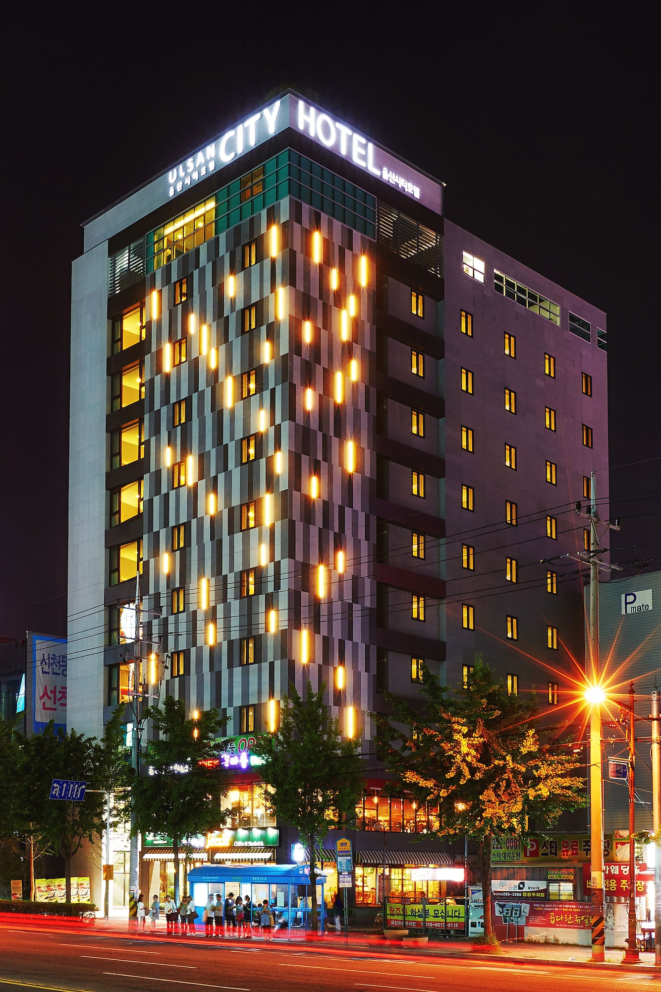 Ulsan City Hotel, Jung