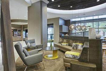 米瓦奇市中心萬豪春季山丘套房飯店 SpringHill Suites by Marriott Milwaukee Downtown