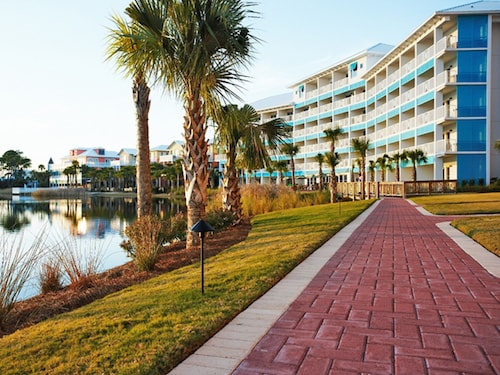 Carillon Beach Resort Inn by Wyndham Vacation Rentals, Bay