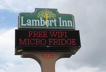 Exterior at Lambert Inn in Kissimmee