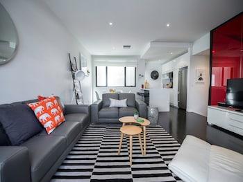 Apartment2c - Highline - Living Room  - #0