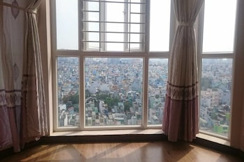 Apartment with lakeview (City View) 6 pax - Private Bathroom