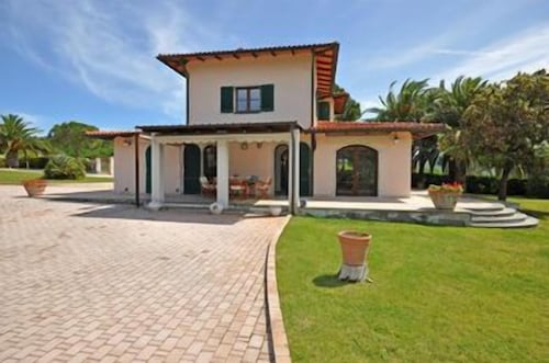 Villa Le Palme, Livorno