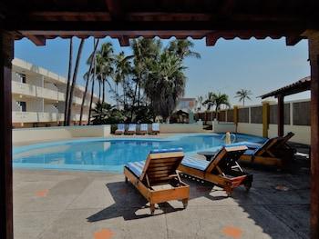 Hotel - Hotel Las Jacarandas