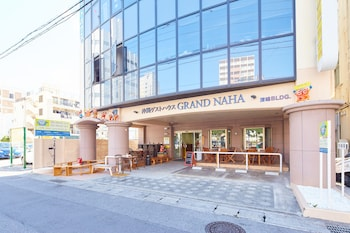 Hotel - Okinawa Guest House Grand Naha - Hostel
