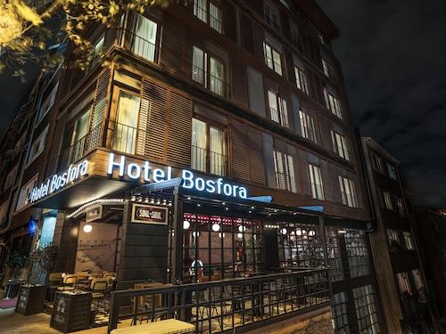 Hotel Bosfora, Beşiktaş