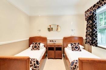 Deluxe Twin Room, Ensuite