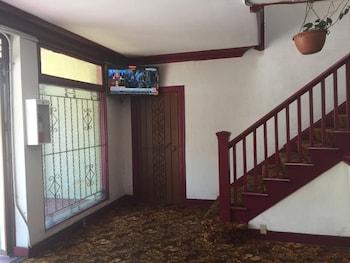 Interior Entrance at Hollywood Roxy Hotel in Los Angeles