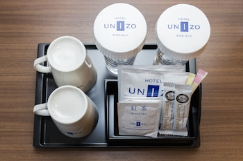 HOTEL UNIZO TOKYO GINZA-ITCHOME Coffee and/or Coffee Maker
