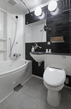 HOTEL UNIZO TOKYO GINZA-ITCHOME Bathroom