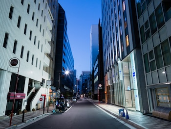 HOTEL UNIZO TOKYO GINZA-ITCHOME City View from Property