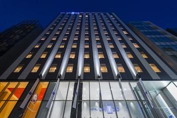 HOTEL UNIZO TOKYO GINZA-ITCHOME Building design