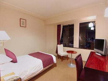 シングルルーム シングルベッド 1 台 禁煙|岡山プラザホテル