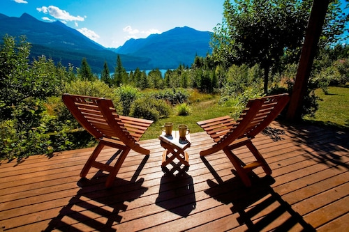 Wing Creek Resort, Central Kootenay