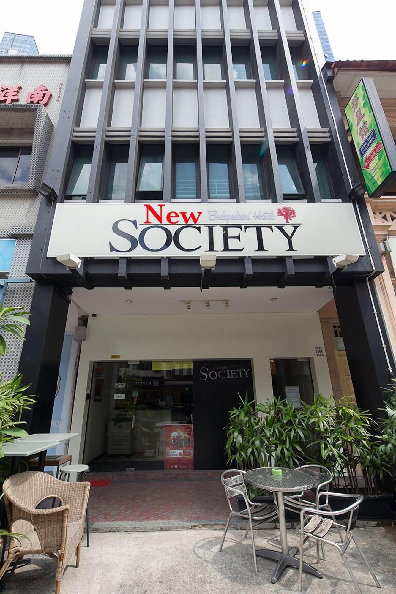 New Society Backpackers Hotel - Hostel, Rochor