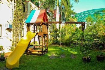 Luisita Central Park Hotel Tarlac Childrens Play Area - Outdoor