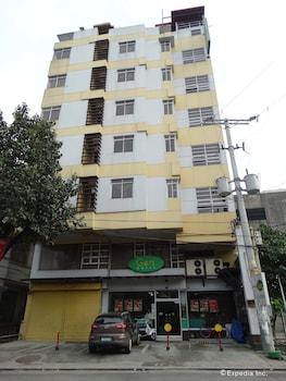 Getz Hotel Manila Hotel Front