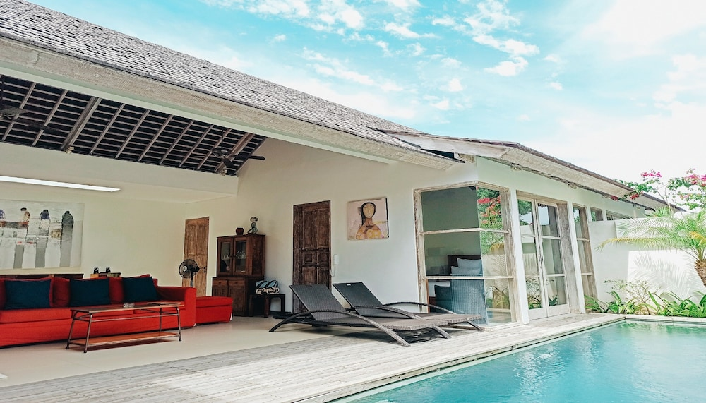 The Decks Bali Villas