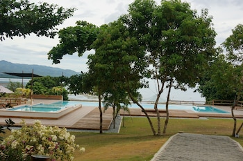 Boffo Resort Bohol Property Grounds