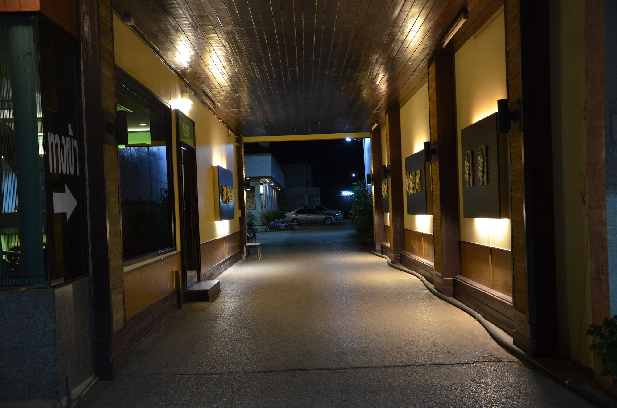 Phuluang Hotel, Muang Loei