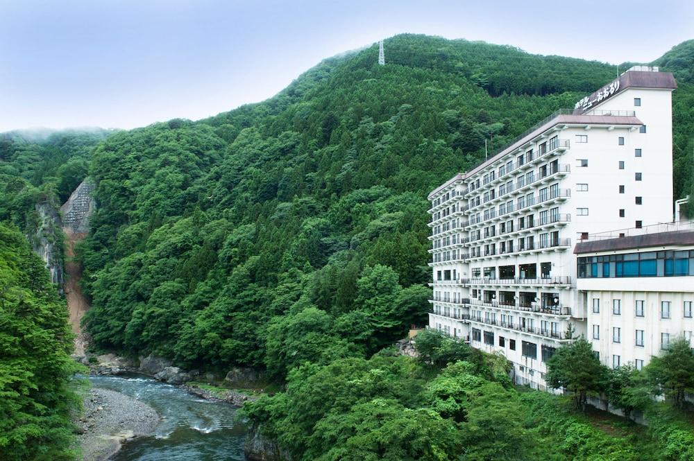鬼怒川温泉 ホテルニューおおるり